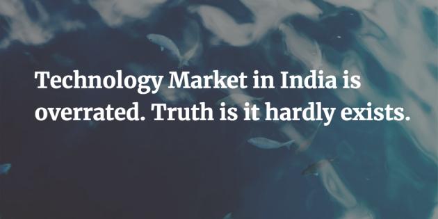 India Tech market